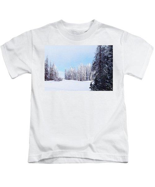 Snowbound Kids T-Shirt