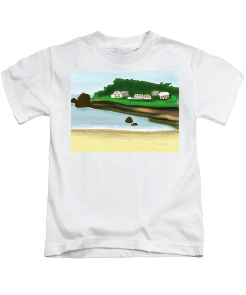 A Peaceful Life  Kids T-Shirt