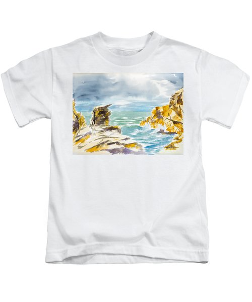 Storm Coming Kids T-Shirt