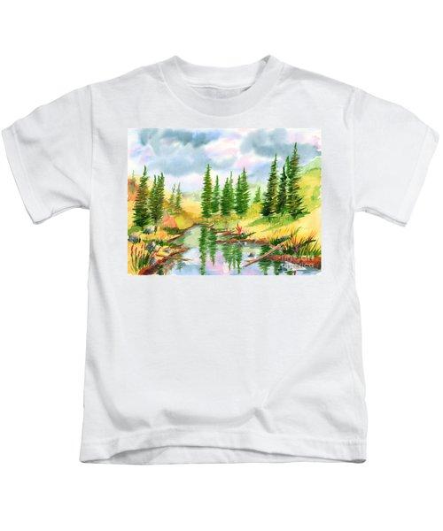Strawberry Reservoir 2 Kids T-Shirt