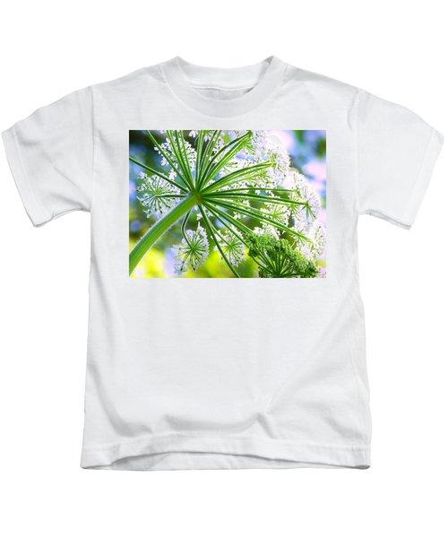 Summer Lace Kids T-Shirt
