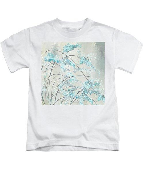 Summer Showers Kids T-Shirt