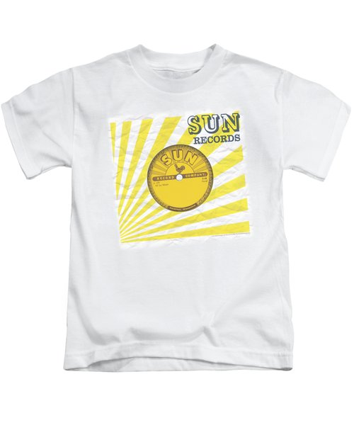 Sun - Fourty Five Kids T-Shirt by Brand A