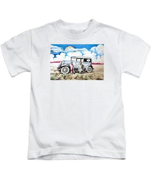 Sunday Drive Kids T-Shirt