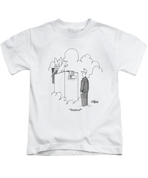 Surprise! Kids T-Shirt