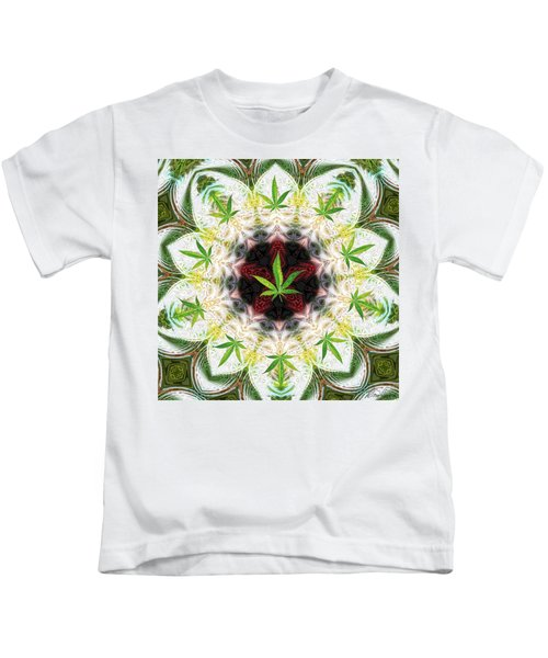 Sweetleaf Mandala Kids T-Shirt