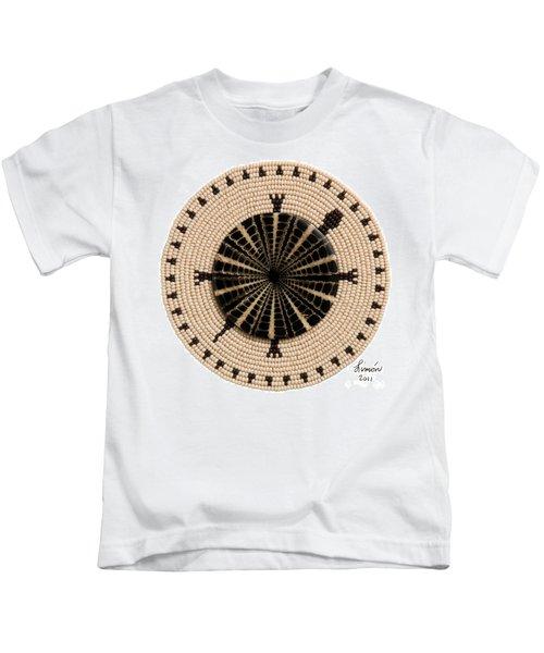 Tan Shell Kids T-Shirt
