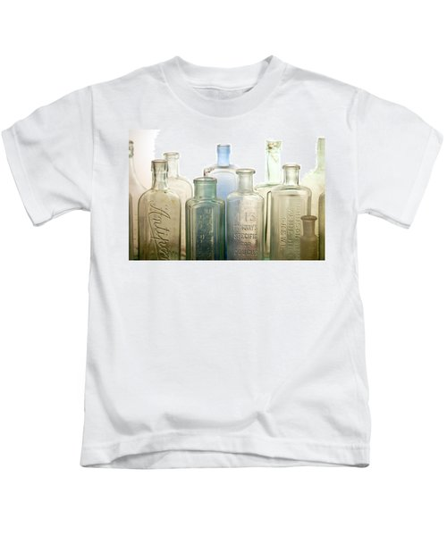 The Ages Reflected In Glass Kids T-Shirt