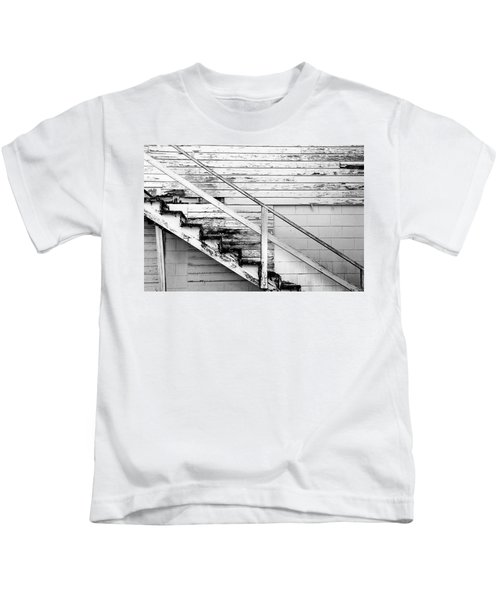 The Back Stairs Kids T-Shirt
