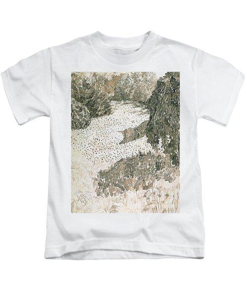 The Corner Of The Park Kids T-Shirt