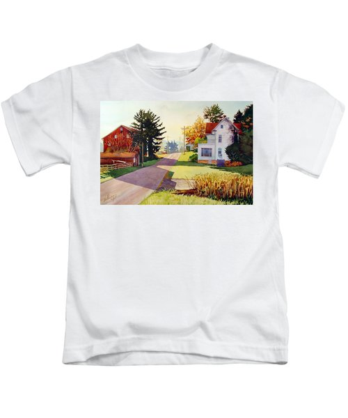 The Country Road Kids T-Shirt