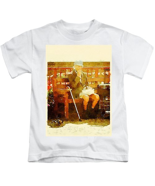 The Devonshire Man Kids T-Shirt