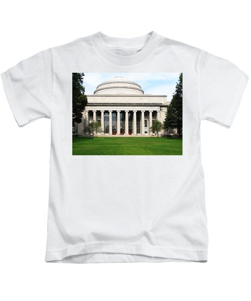 The Dome At Mit Kids T-Shirt