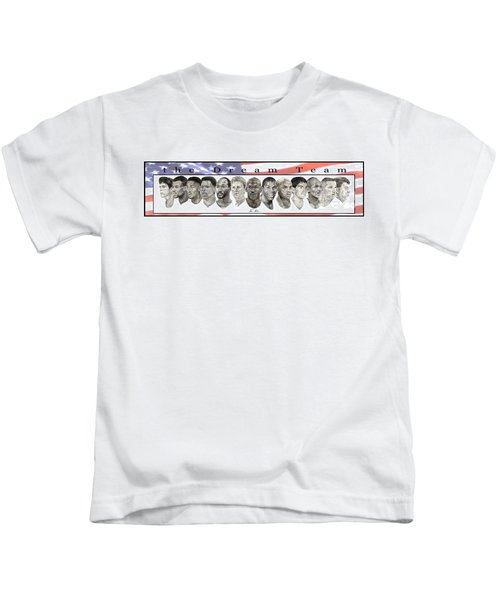 the Dream Team Kids T-Shirt