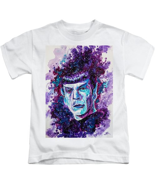 The Final Frontier Kids T-Shirt