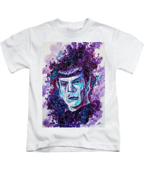 The Final Frontier Kids T-Shirt