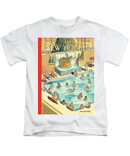 The Great Thaw Kids T-Shirt