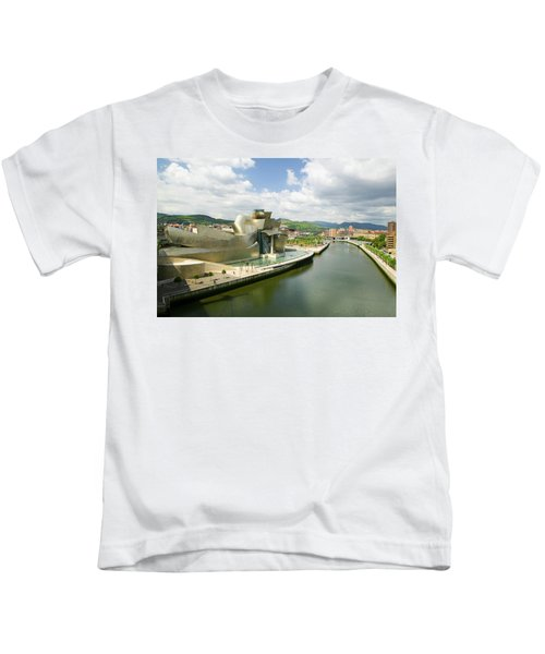The Guggenheim Museum Of Contemporary Kids T-Shirt