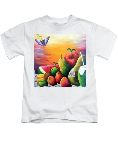 The Harvest 1 Kids T-Shirt
