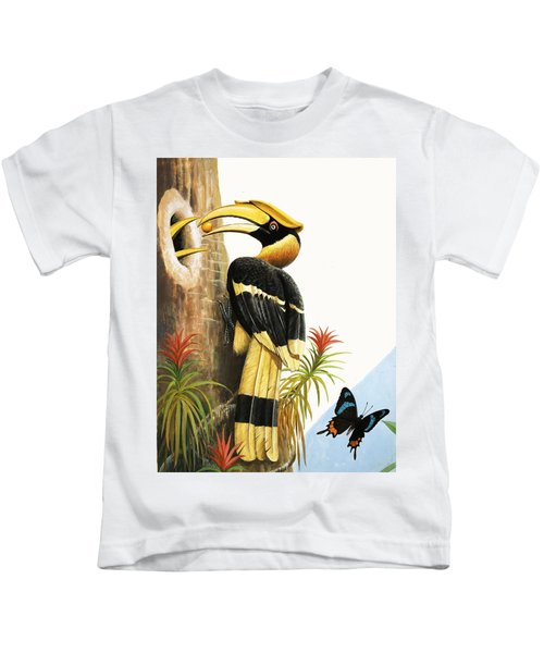 The Hornbill Kids T-Shirt by R.B. Davis