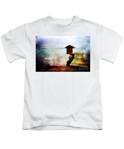 The Little Bath House Kids T-Shirt