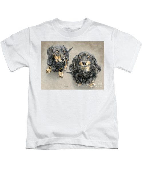 The Long And Short Of It Kids T-Shirt
