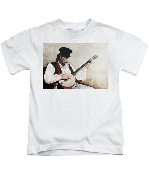 The Music Man Kids T-Shirt