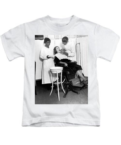 The North Harlem Dental Clinic Kids T-Shirt