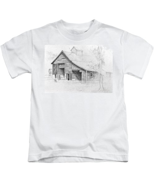 The Old Barn Kids T-Shirt
