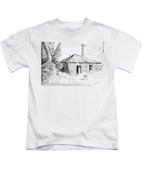 The Old Homestead Kids T-Shirt