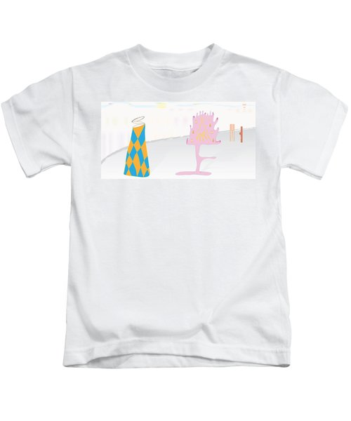 The Partygoers Kids T-Shirt