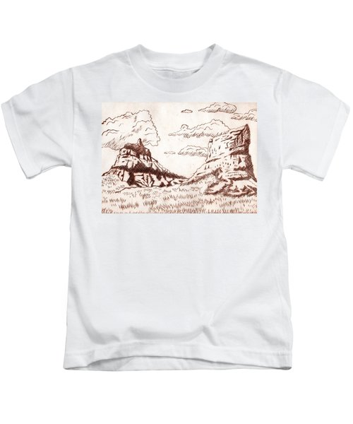The Rocks Kids T-Shirt
