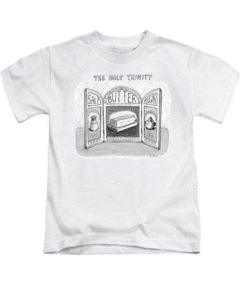 The Holy Trinity Kids T-Shirt