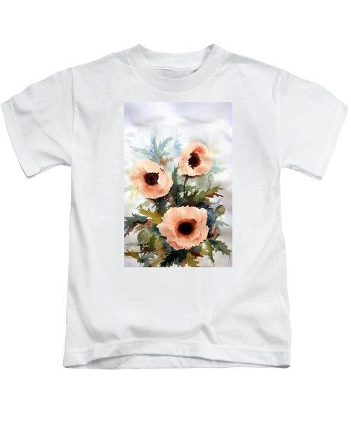 Three Poppies Kids T-Shirt