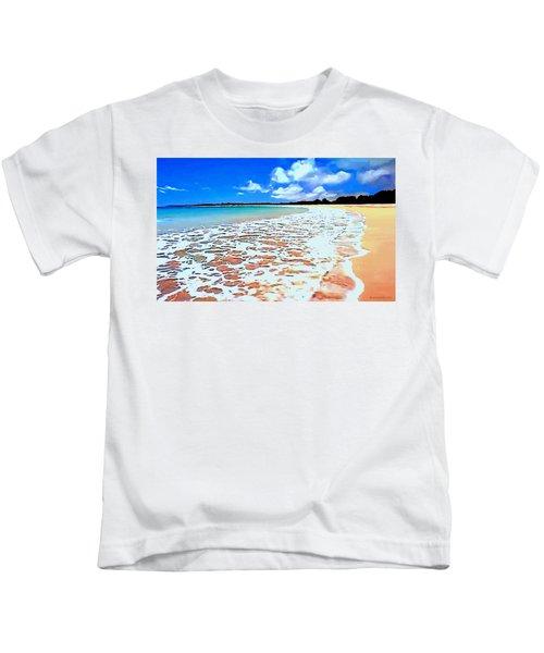 Tidal Lace Kids T-Shirt