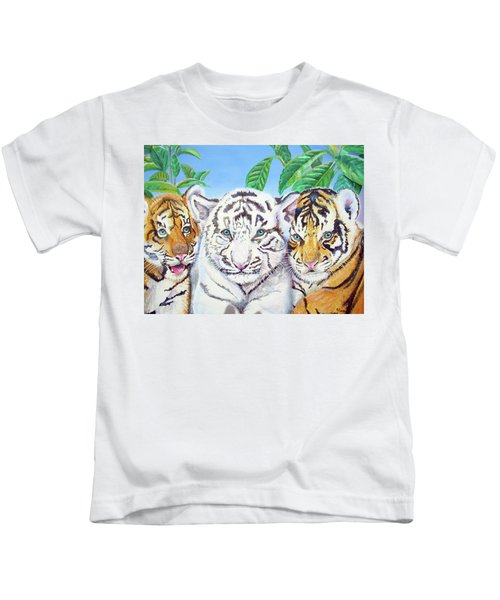 Tiger Cubs Kids T-Shirt