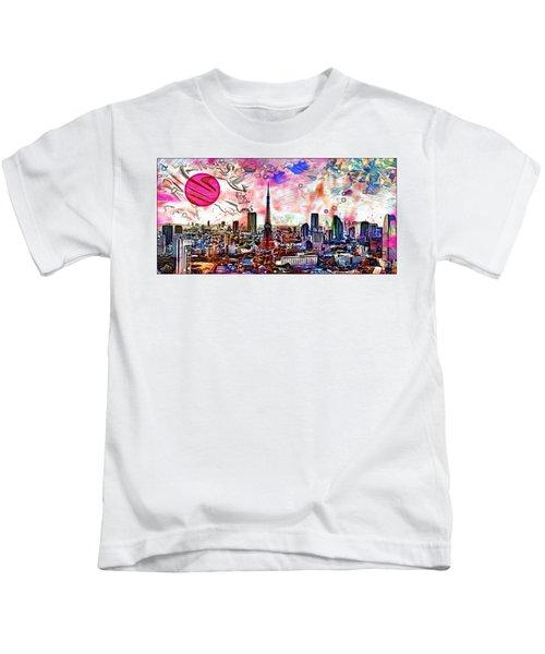 Tokyo Metropolis Kids T-Shirt