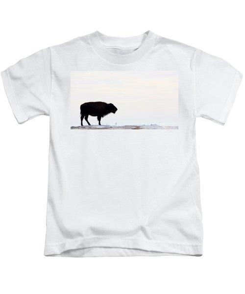 Top Of The Ridge Kids T-Shirt