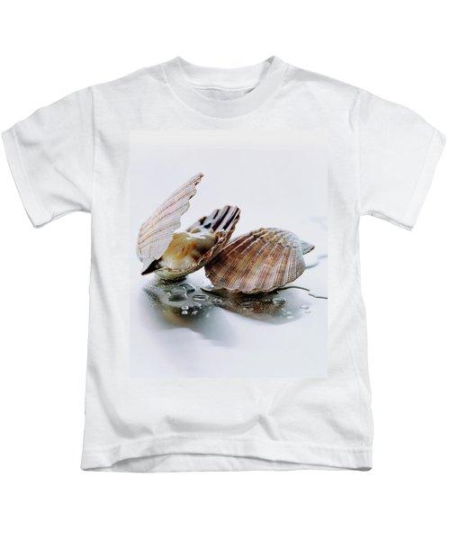 Two Scallops Kids T-Shirt