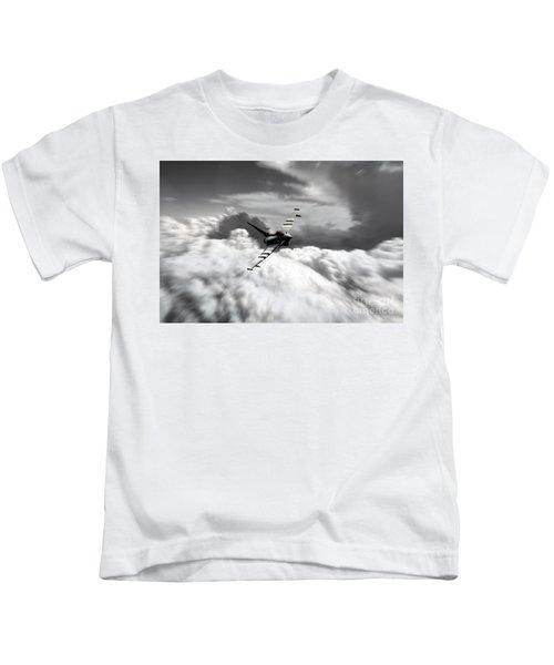 Typhoon Speed  Kids T-Shirt