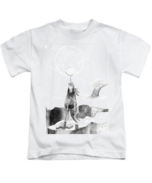 Unicorn 01 Kids T-Shirt