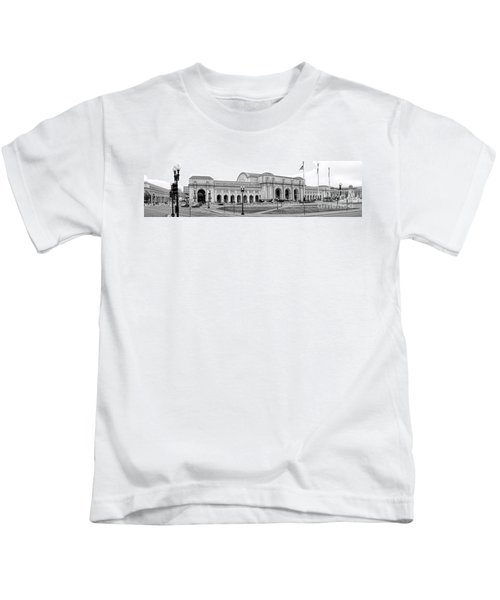 Union Station Washington Dc Kids T-Shirt