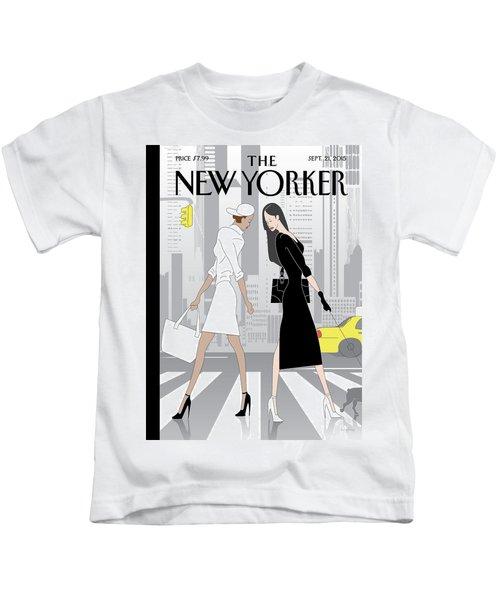 Crosswalk Kids T-Shirt