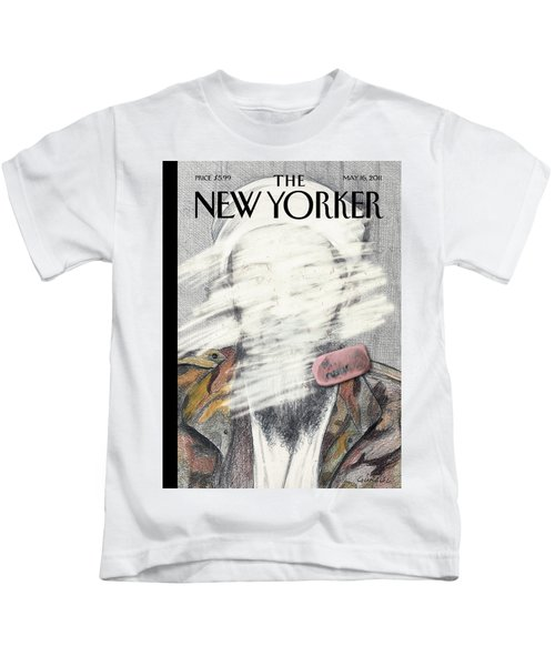New Yorker May 16th, 2011 Kids T-Shirt
