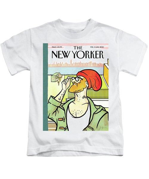 Brooklyn's Eustace Kids T-Shirt