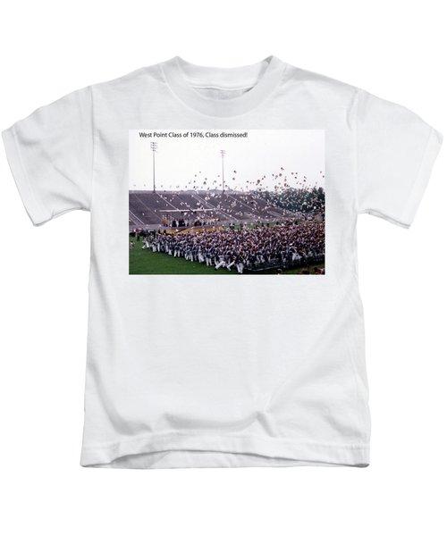 Usma Class Of 1976 Kids T-Shirt