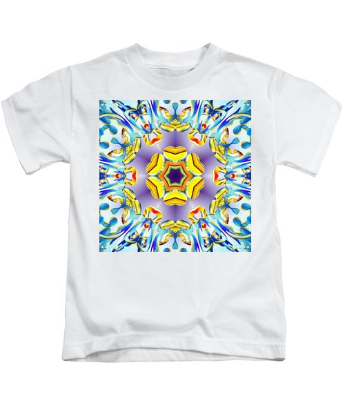 Vivid Expansion Kids T-Shirt