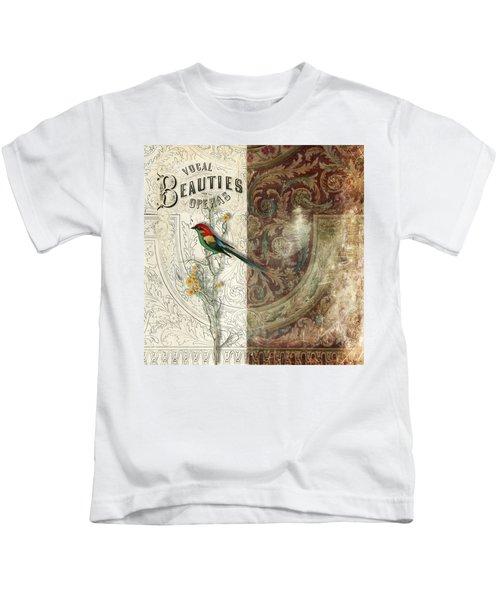 Vocal Beauties Kids T-Shirt