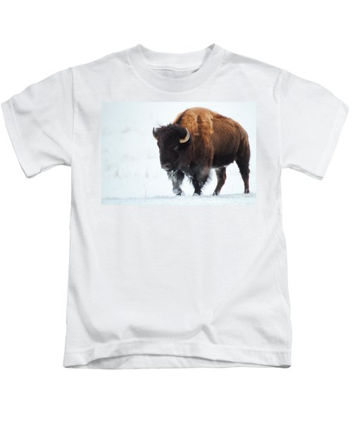 Waiting For Spring Kids T-Shirt