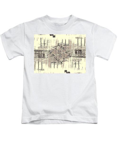 Water  Graph Kids T-Shirt